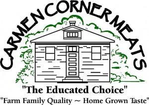 2013 Carmen Corner Meats Logo